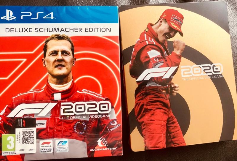 F1 2020 Schumacher